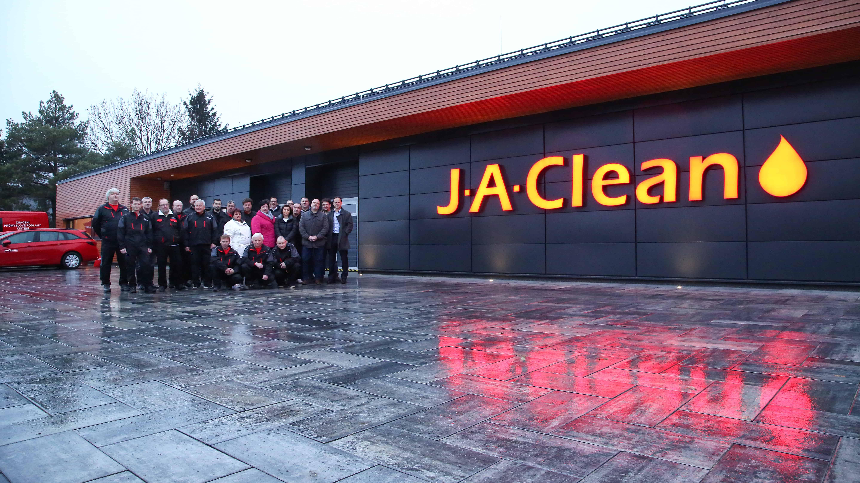 Tým společnosti J.A. Clean